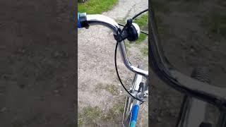 Покатушки на велосипедах 2 часть