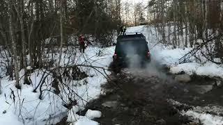 Jeep не ощутил преград