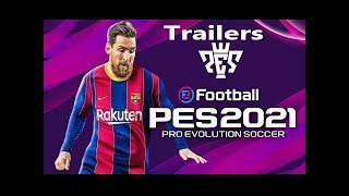 Trailers de e Football PES 2021