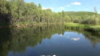 Экстремальная рыбалка в Туве полная версия