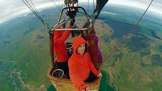 Прогулка на воздушном шаре: от взлета до посадки