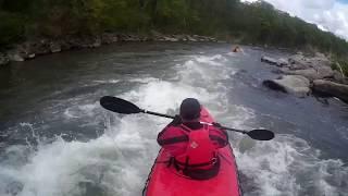 Весенний сплав по реке Тигровая
