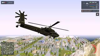 Купил Вертолёт HUNTER за 20.000.000 !!! NEXTRP !!!