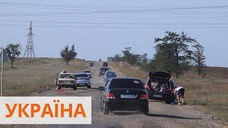 Плохие дороги на Днепропетровщине. Люди отрезаны от цивилизации
