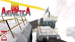 Полное изучение территории станции   Antarctica 88