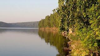 Рыбалка на Волчихинском водохранилище. Флюс 8 июля 2020 года