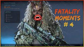 Call of Duty: Warzone - Fatality Moments #4. Феил. Читер. Funny Top1=)