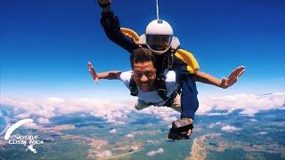 I JUMPED OFF A PLANE: My first skydiving experience!