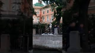 Прогулка по Неве, 2020 г.