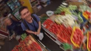 Жизнь моноколесника. Покупки на моноколесе. Поход на рынок.