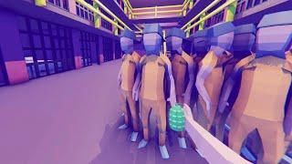 ПОБЕГ из ТЮРЬМЫ в СИМУЛЯТОР КРУТОГО ЧУВАКА! - Dude Theft Wars: Open World - Dude Simulator 3