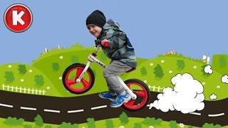 ✌ ВЛОГ Экстрим на беговеле с экшн-камерой | VLOG Extreme Sport on bicycle with Action Cam
