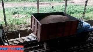 Экскурсия на зерносушилку (элеватор, КЗС)