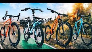 Типы и виды велосипедов