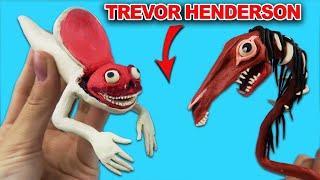 Злая Долговязая лошадь - Мясная лошадь, новый Мостовой червь   Лепим Творения Тревора Хендерсона