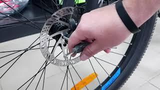 Первое Т.О. велосипеда и как настроить велосипед