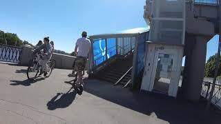 #катаемся #вСанкт-Петербурге на велосипеде #покатушки