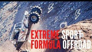 Extreme Sport Formula Off-Road - Hill Climb Racing 2020