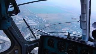Обзорный полет на вертолете Ми-2