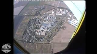 Прыжок с парашютом с группой Экстрим Extreme Group