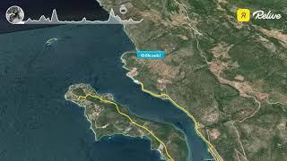 Каш - Капутаж - Калкан - Патара - Ксантос - Летоон -Каш 3D трек поездки по красивым местам 9.09.2020