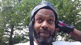 Central Park EUC Crash || King Song 18xL