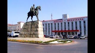 Дагестан !Мы Едем  в Красивейший Город Махачкала ! Ремонт Дороги !Люди Хорошие ! Гостиница Так Себе!