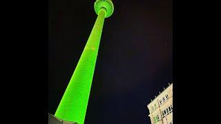 Велотрип - ночной Берлин и Festival of Lights
