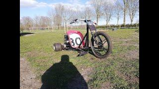Drift trike last ride before selling!