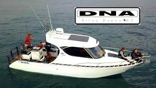 DNA BOATS 801 CUSTOM Introduction with Josh James