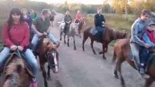 И-го-ГОУ! 18.09.2016 - Прогулка на лошадях