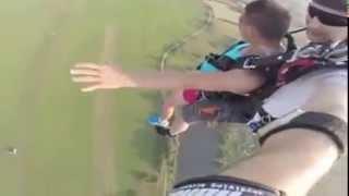 2 part,    Extreme parachute jump (экстрим прыжок с парашютом