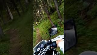Покатушки/Покатушки на Эндуро пантер/Покатушки на мотоцикле