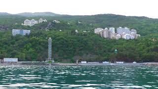 Морская прогулка из Ялты