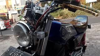 Modifikasi motor rx king ter keren ter kece pake jok karbon prahu extrim