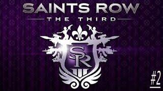 "Прохождение Saints Row 3 от Джерси #2-""Покатушки на вертолёте"""