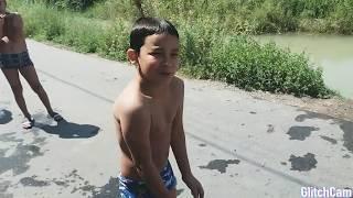 Плаваем в канале