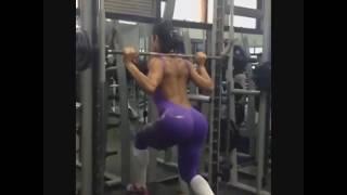 Афроамериканские фитнес девушки МОТИВАЦИЯ №11. Afro-American fitness girls MOTIVATION №11.