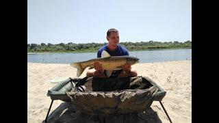 Рыбалка на реке Дон июль 2020