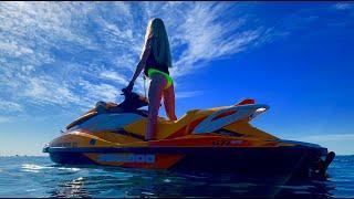 Приколы. Столкновение, Тест гидроциклов,летняя тусовка. CRASH YAMAHA Jet-Ski, YAMAHA WaveRunner 1800