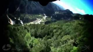 Самое красивое видео  экстрим парашюты