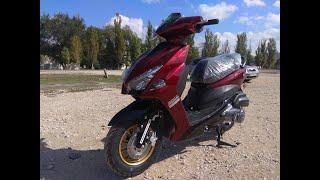 Скутер Sport 150 см3 новый,модель 2020 г