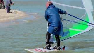 Открытие виндсерф сезона 2011г на серфстанции ЕйскВинд