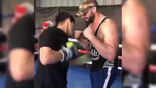 Райан Гарсия супер Видео. Ryan Garcia Super Video - SPORT SVOBODA