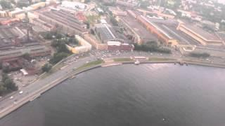 Санкт-Петербург на вертолете