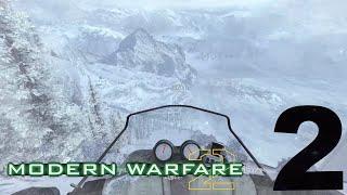 Покатушки ►Прохождение Call of Duty: Modern Warfare 2 Часть 2