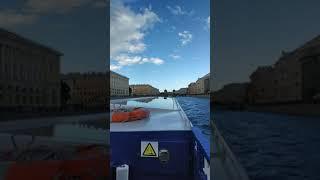 Санкт-Петербург. Июль 2020. Прогулка на теплоходе