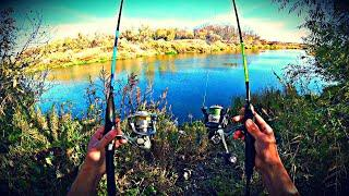Ловля Щуки Осенью на Спиннинг (2020)   Fishing with Evgen Moksha