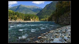 Таёжная Рыбалка на ХАРИУСА# Неизведанная Хакасия# Через Перевал на Ниве в верховья реки!