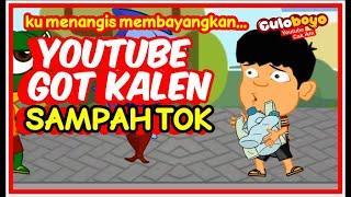 YouTube's Got Talent ( Plesetan ) Kulepas Dengan Ikhlas ( Part 3 )   Culoboyo - Kartun Lucu Jawa